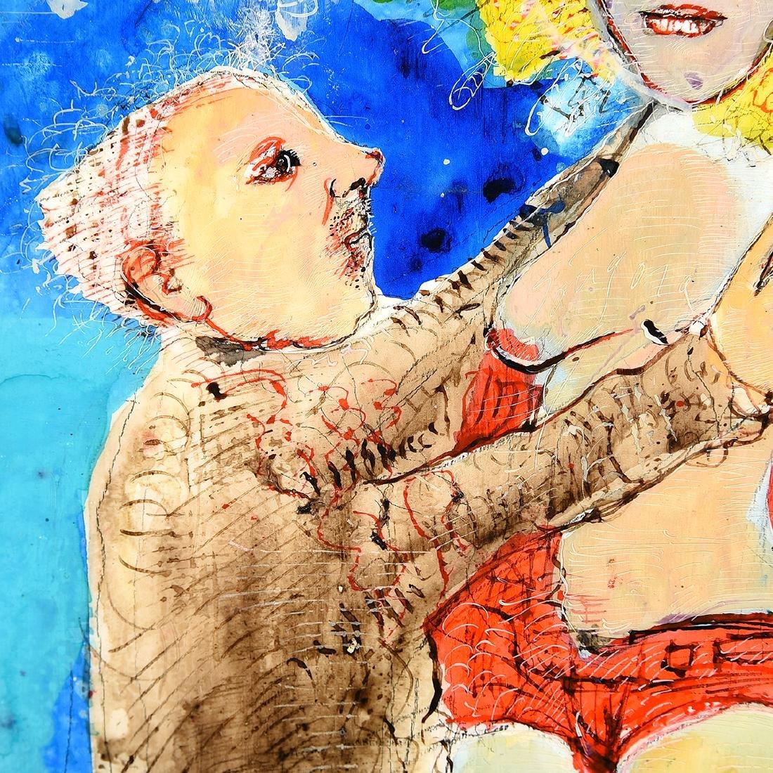 """Leonel Gongora """"El Viejo Amorosa y La Mujer Diosa"""" - 4"""