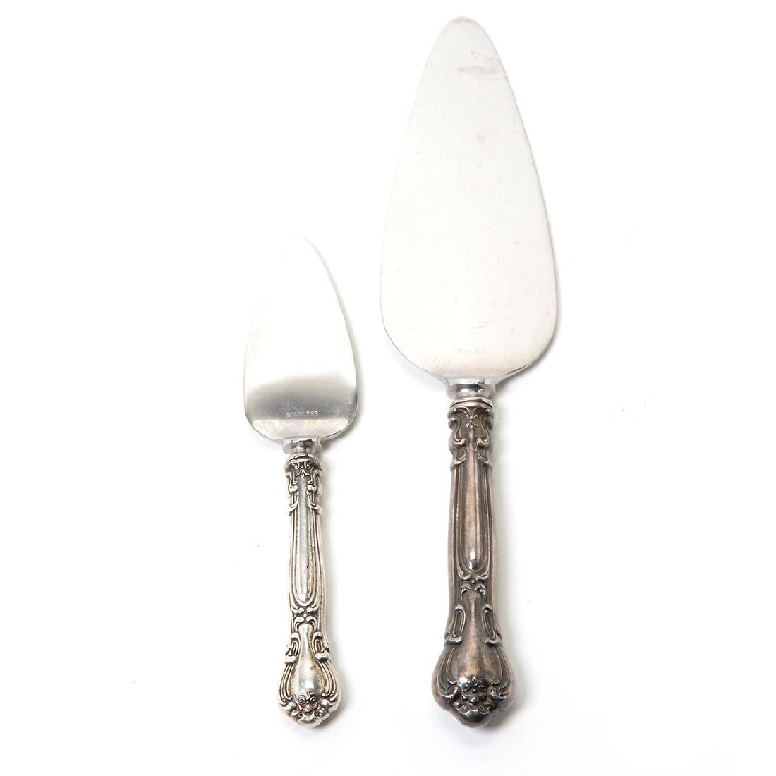 "Gorham ""Chantilly"" Sterling Flatware Service - 8"