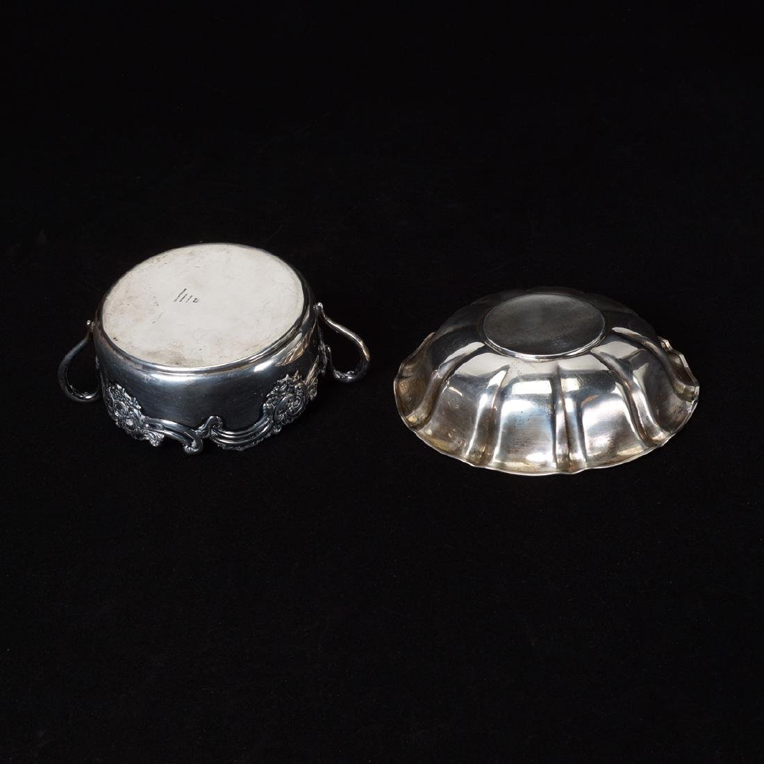 Eighteen Sterling Silver Table Items. - 9
