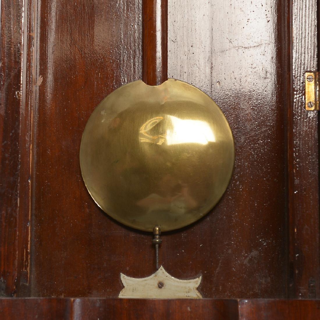 Renaissance Revival Walnut Cased Regulator Clock - 4