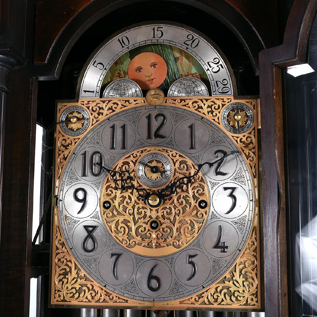 Heschede Hall Clock Co. Longcase Clock - 2