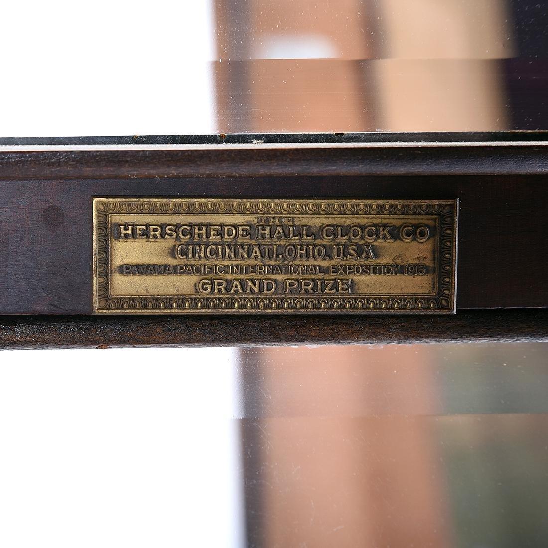 Heschede Hall Clock Co. Longcase Clock - 3