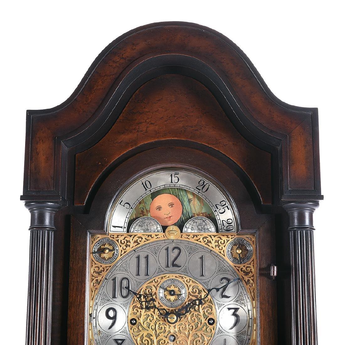 Heschede Hall Clock Co. Longcase Clock - 5