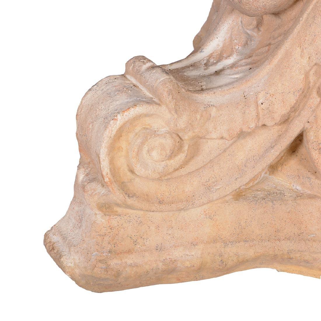 Cast Stone Corinthian Capital. - 3