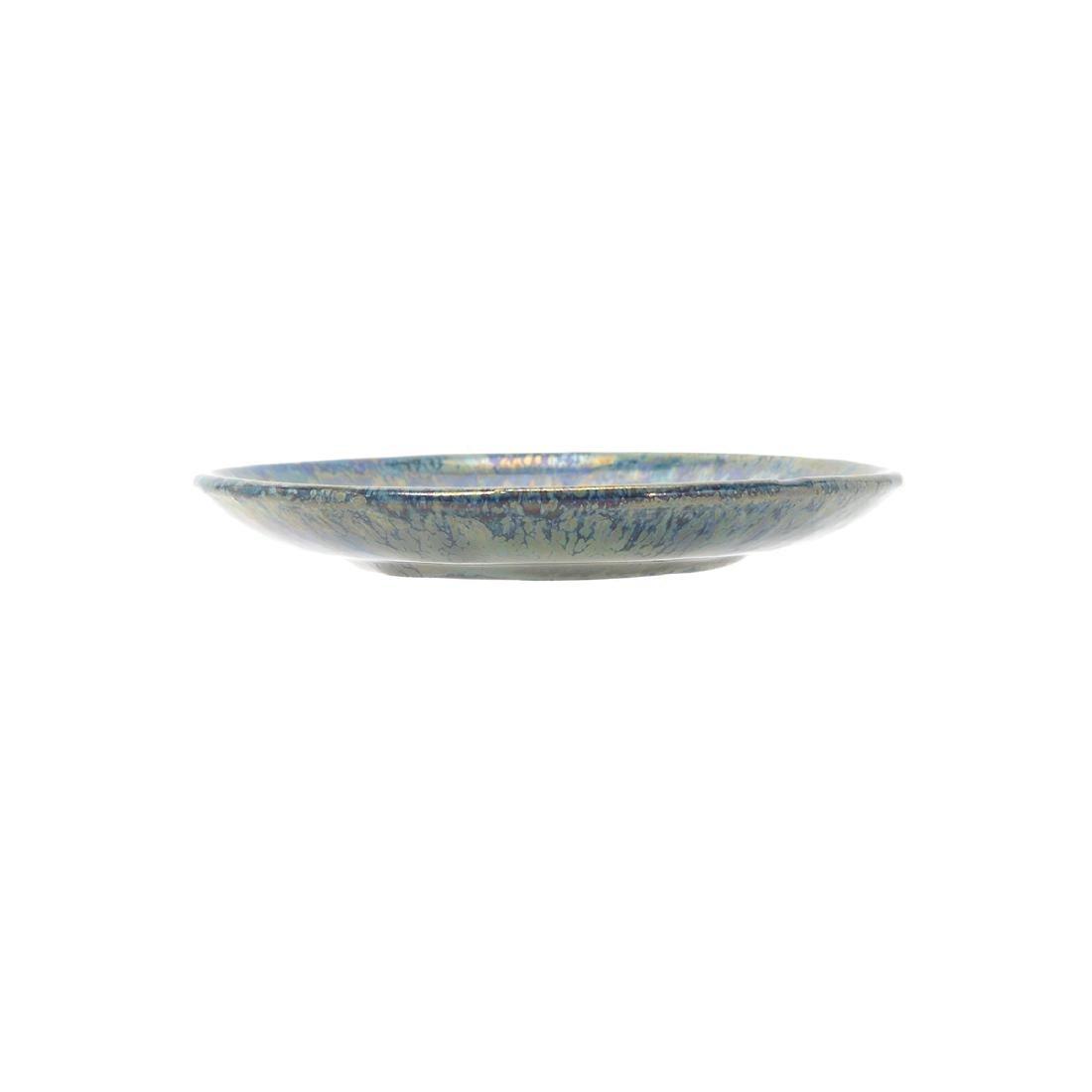 Alphonse Cytere Iridescent Art Pottery Tea Service - 6