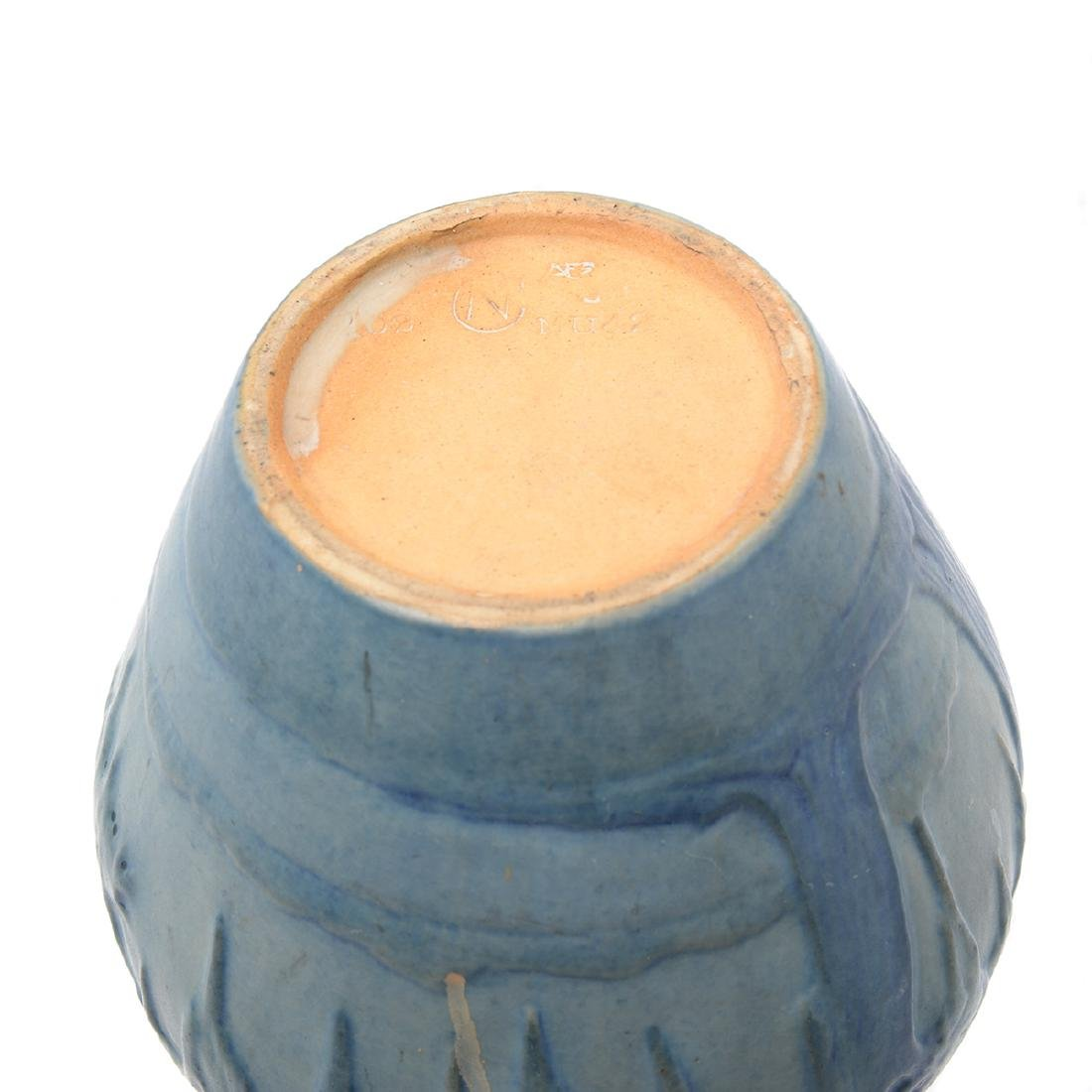 Newcomb College Moonlight Pottery Vase Possibly (JH - 7