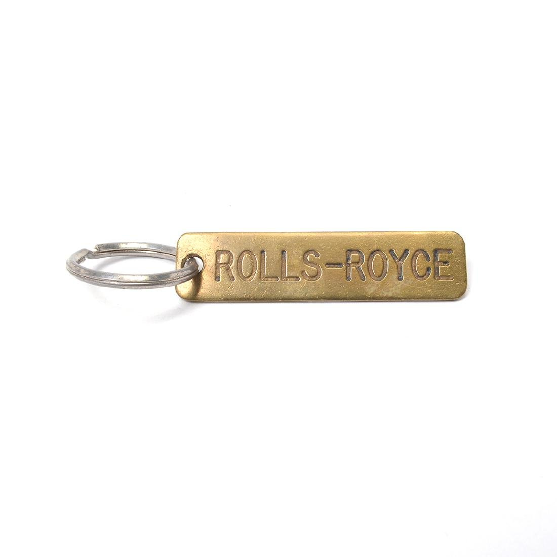 Royal Royce Hood Ornament, Floral Vase, Key Chain and - 5