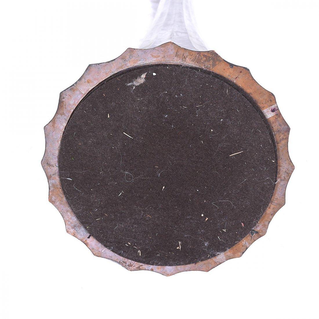 Robert Kuo for McGuire Copper Floor Lamp - 4