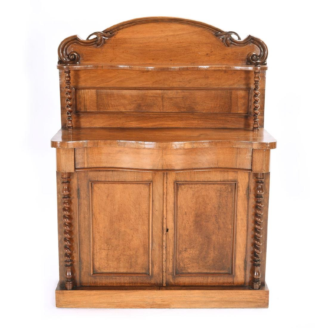 William IV Mahogany Sideboard