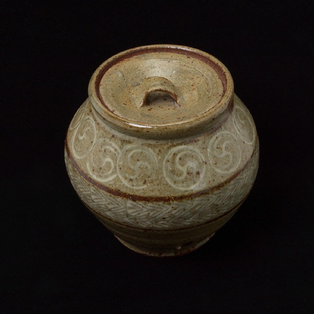 Two Japanese Glazed Ceramics - 5
