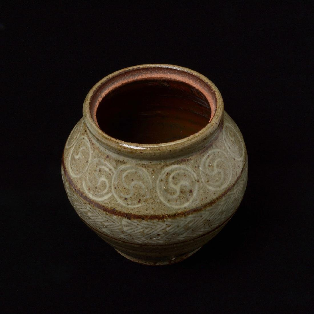 Two Japanese Glazed Ceramics - 6