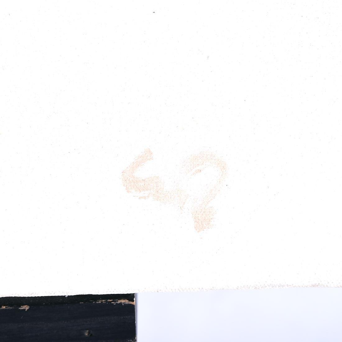 "Sven Hoglund ""Morning Star"" oil on canvas - 2"