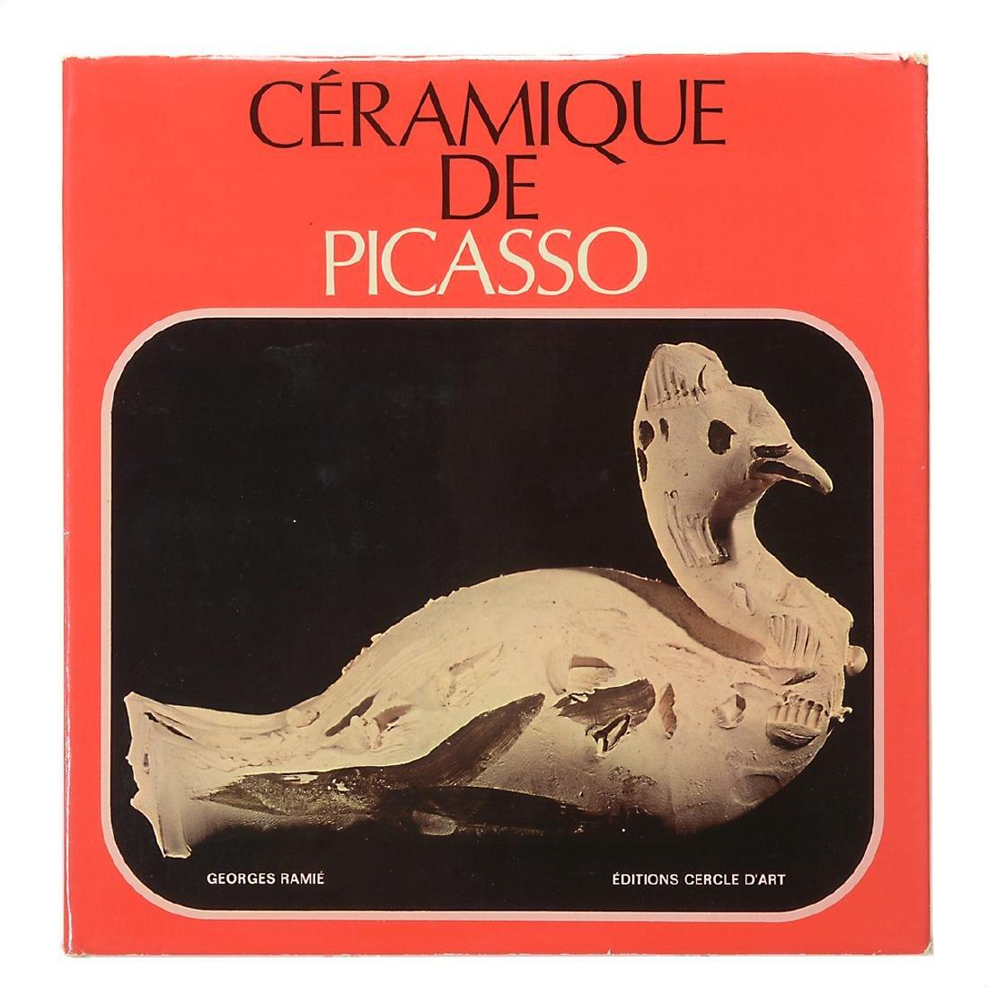Set of 4 Books including three volumes of Joan Miro - 2