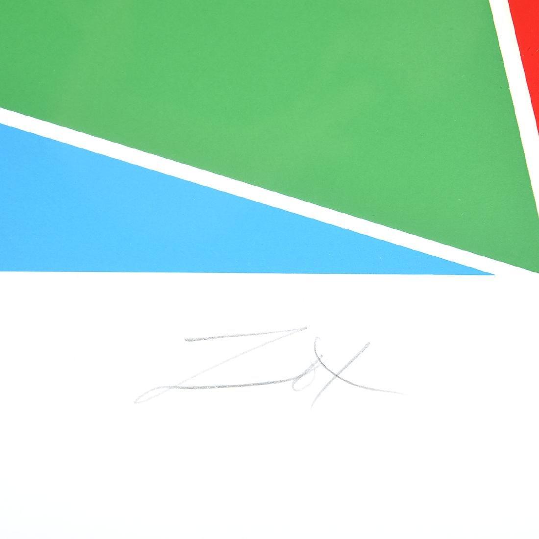"Various Artist ""Peace Portfolio I"" (9 works) prints - 5"