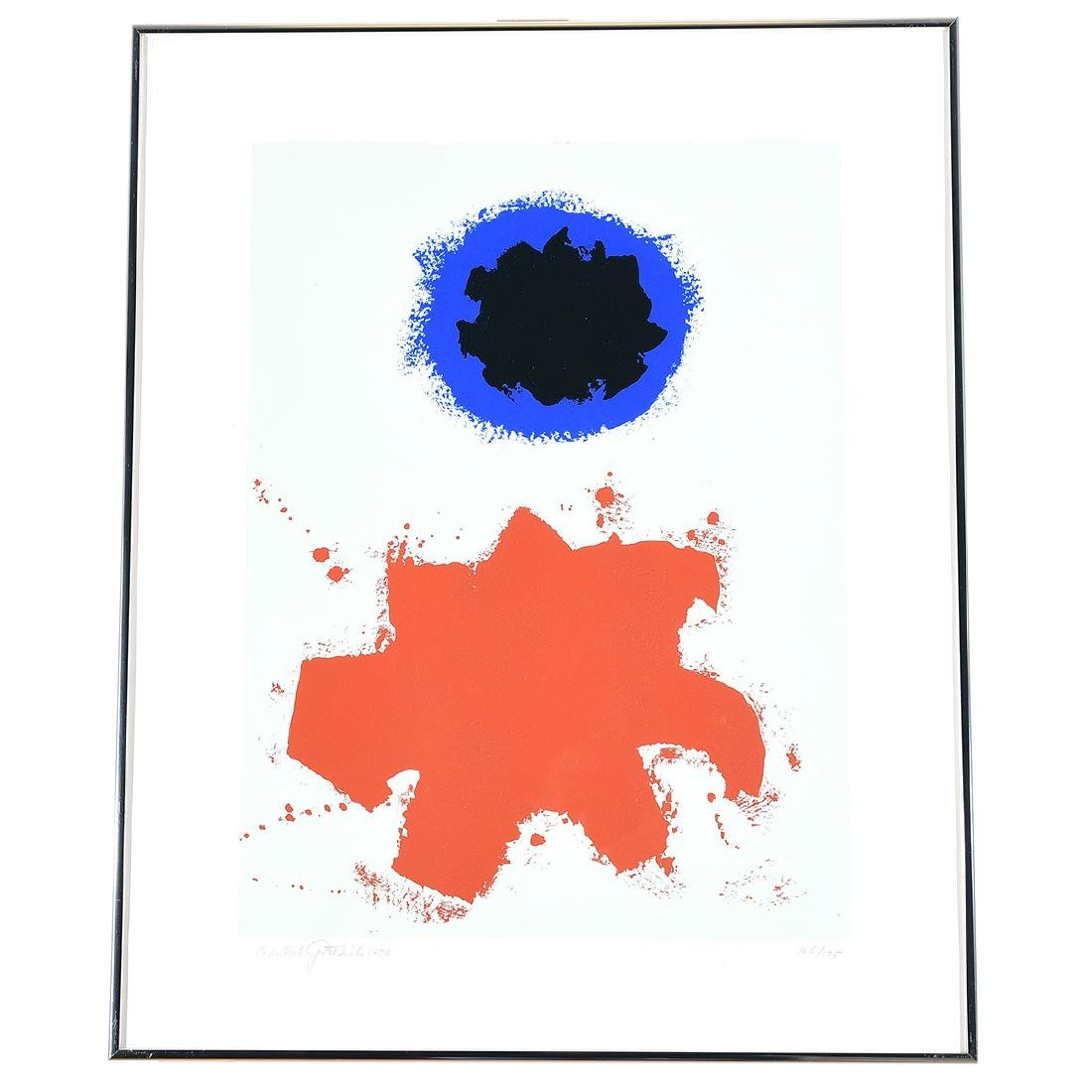 "Various Artist ""Peace Portfolio I"" (9 works) prints - 6"