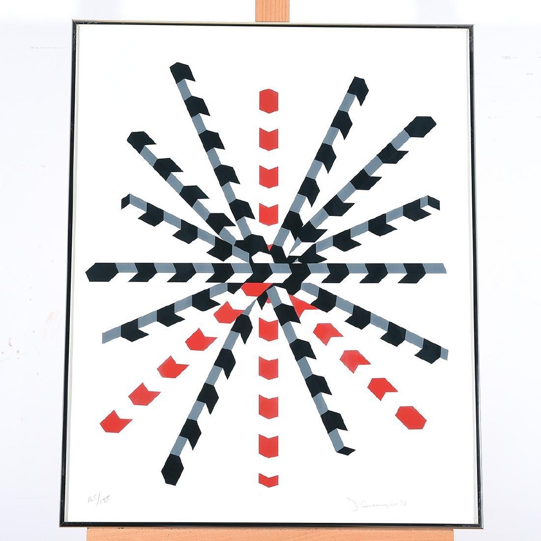 "Various Artist ""Peace Portfolio I"" (9 works) prints - 8"