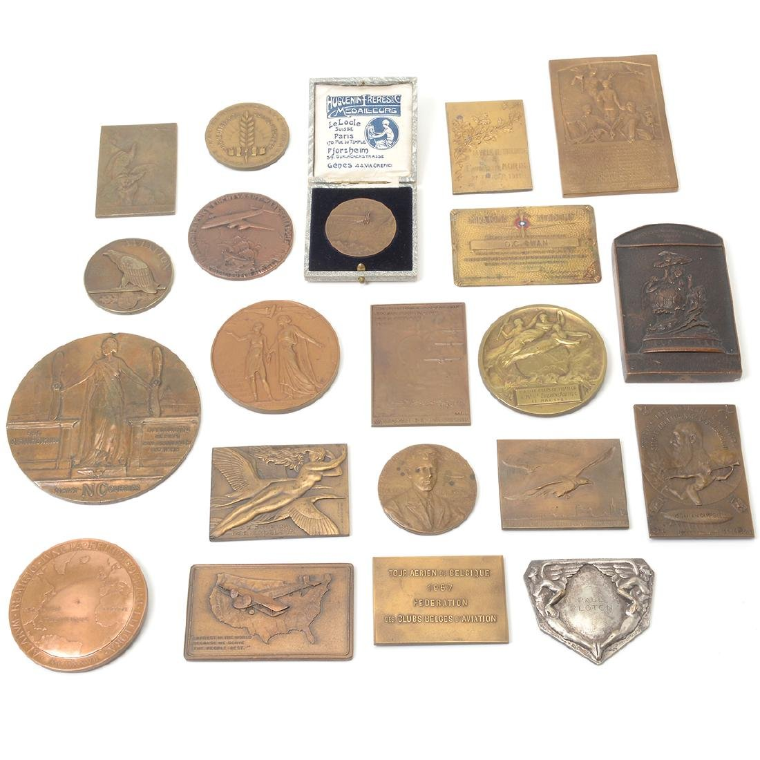 Collection of Aviation Metals
