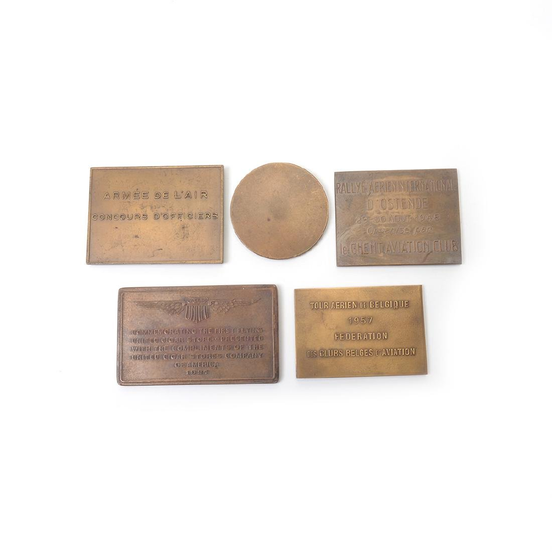Collection of Aviation Metals - 7