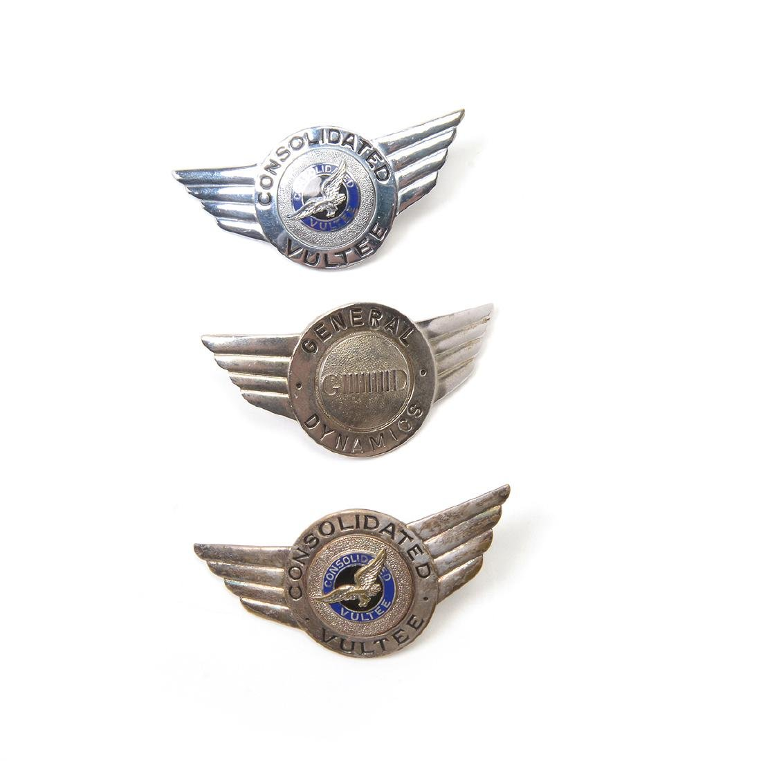 Collection of Aviation Badges, Pins and other - 6