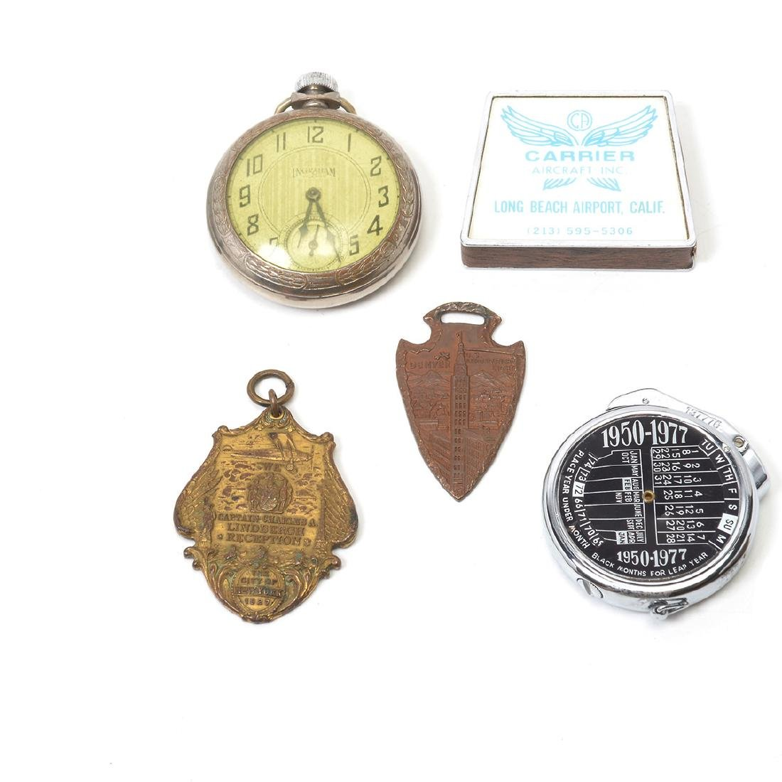 Group of Aviation Memorabilia - 3