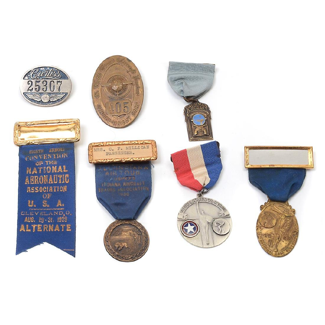 Assortment of Aviation Memorabilia - 2