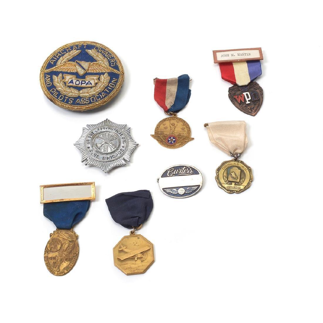 Assortment of Aviation Memorabilia - 3