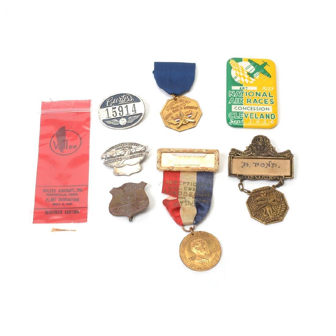 Assortment of Aviation Memorabilia - 4