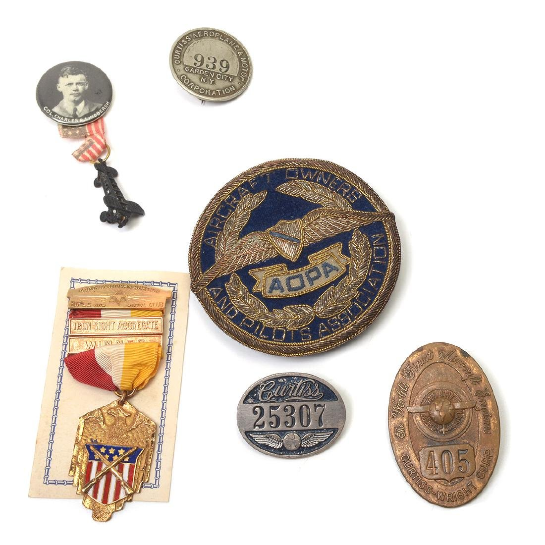 Assortment of Aviation Memorabilia - 7