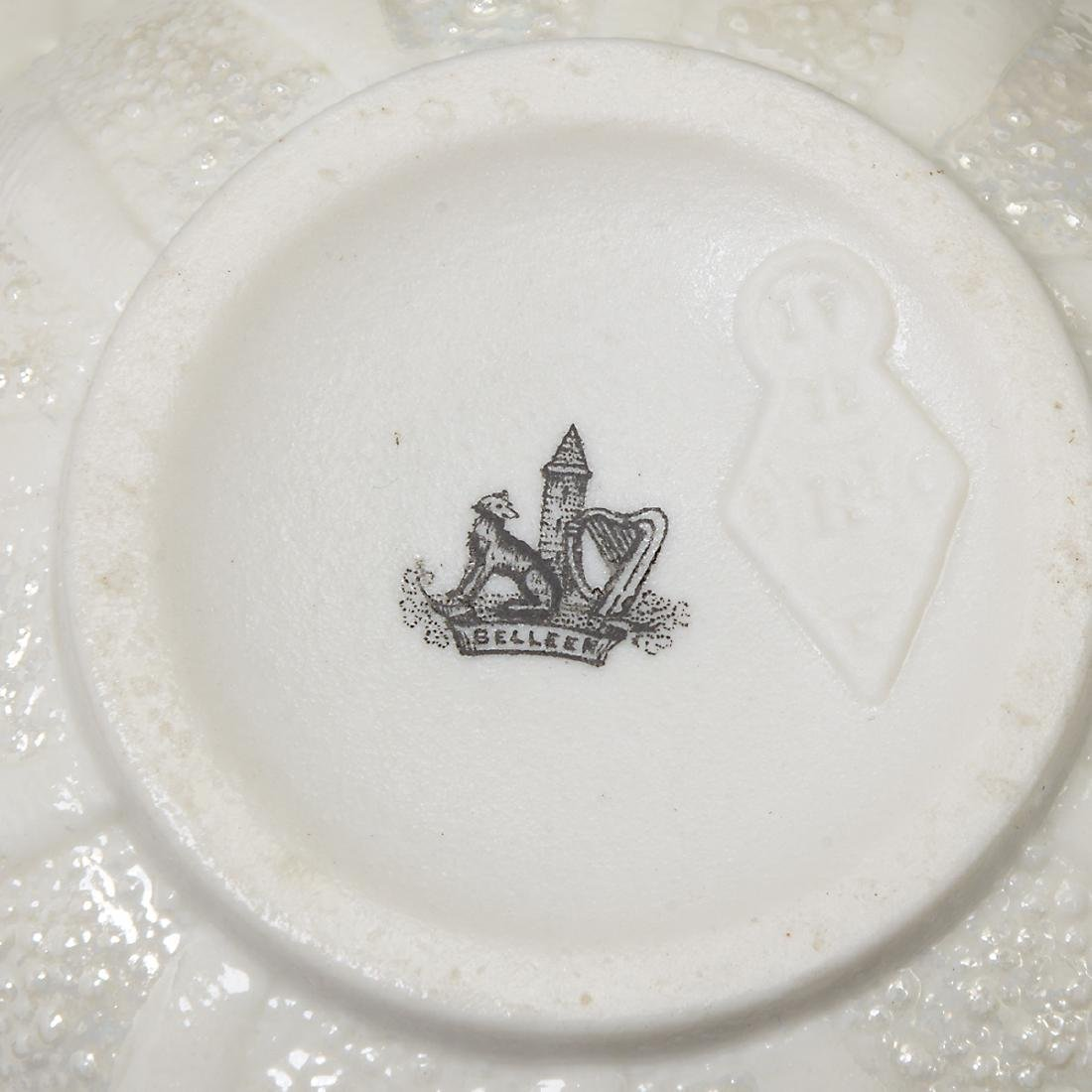 Eight Belleek Items - 3