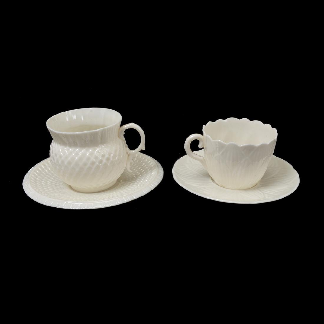 Eight Belleek Items - 6
