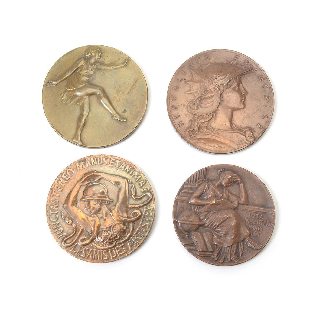 Group of Various Medals - 3