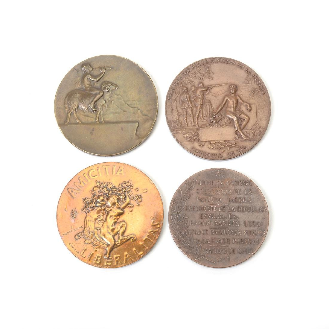 Group of Various Medals - 7