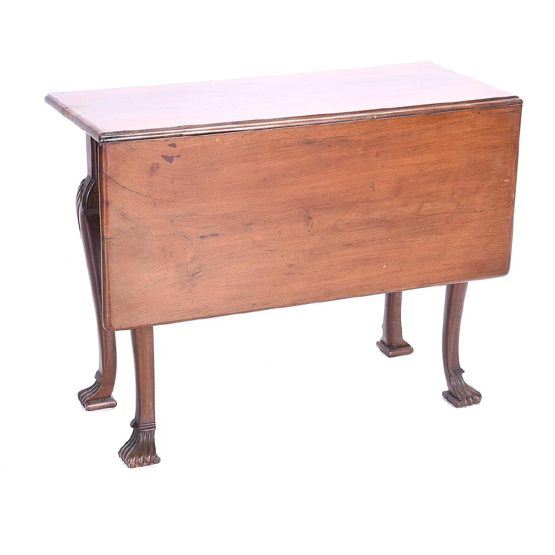 Chippendale Drop Leaf Table - 3