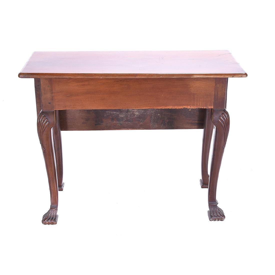 Chippendale Drop Leaf Table - 4