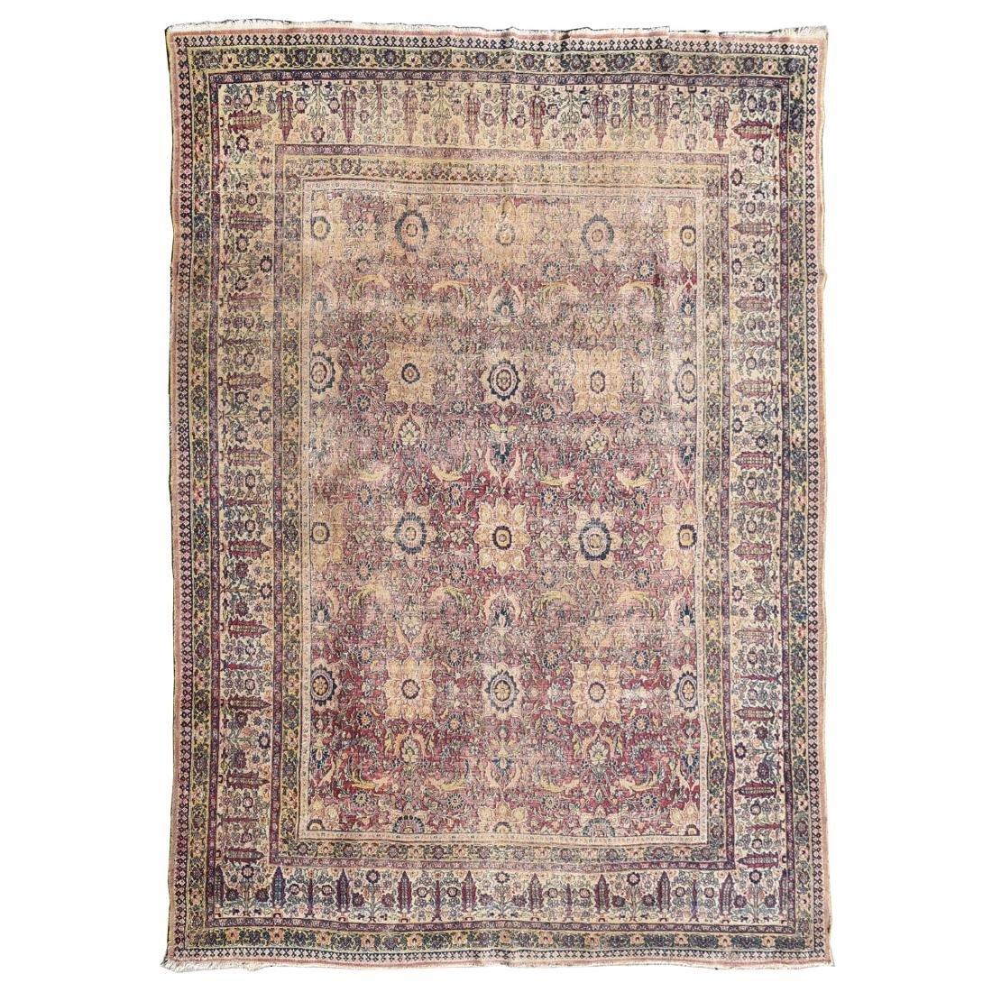 Lavar Kerman Carpet