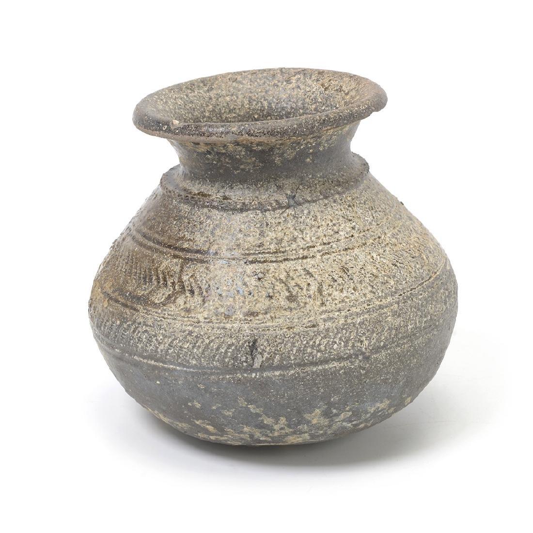 Korean Pottery Jar, Goguryeo Kingdom - 2