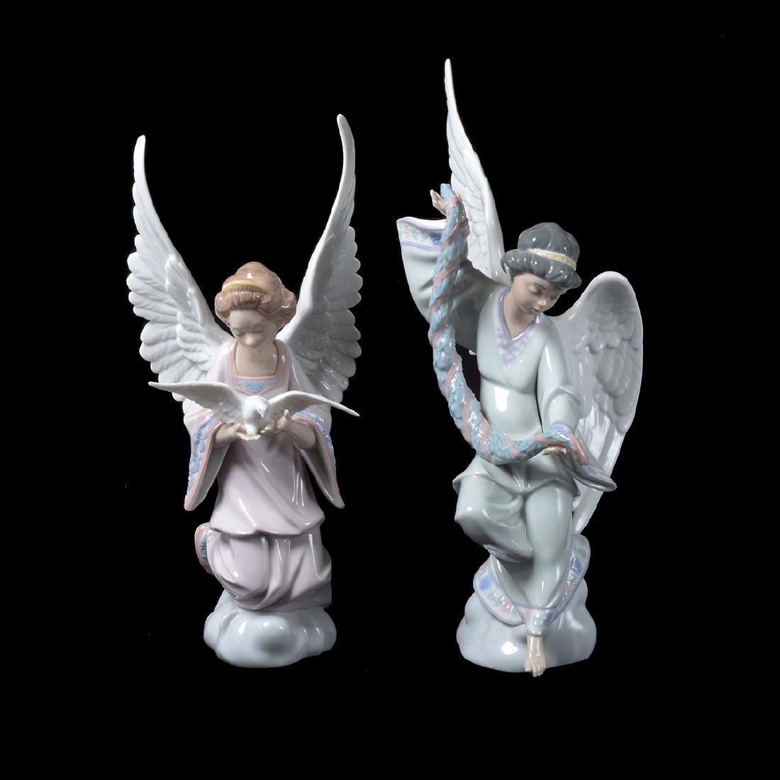 Five Lladro Figurines. - 2
