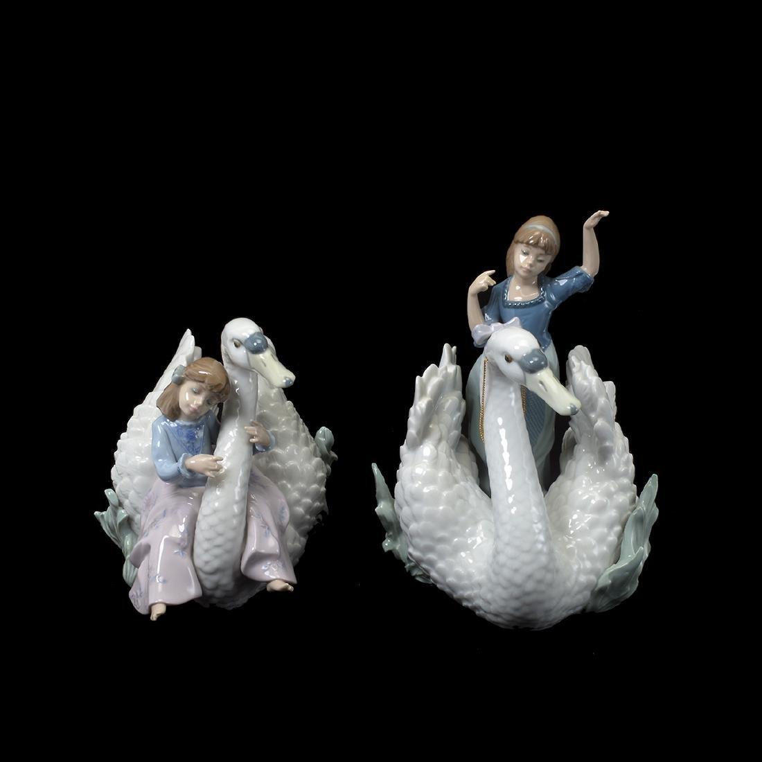 Five Lladro Figurines. - 3
