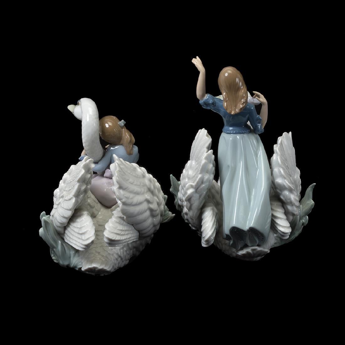 Five Lladro Figurines. - 7