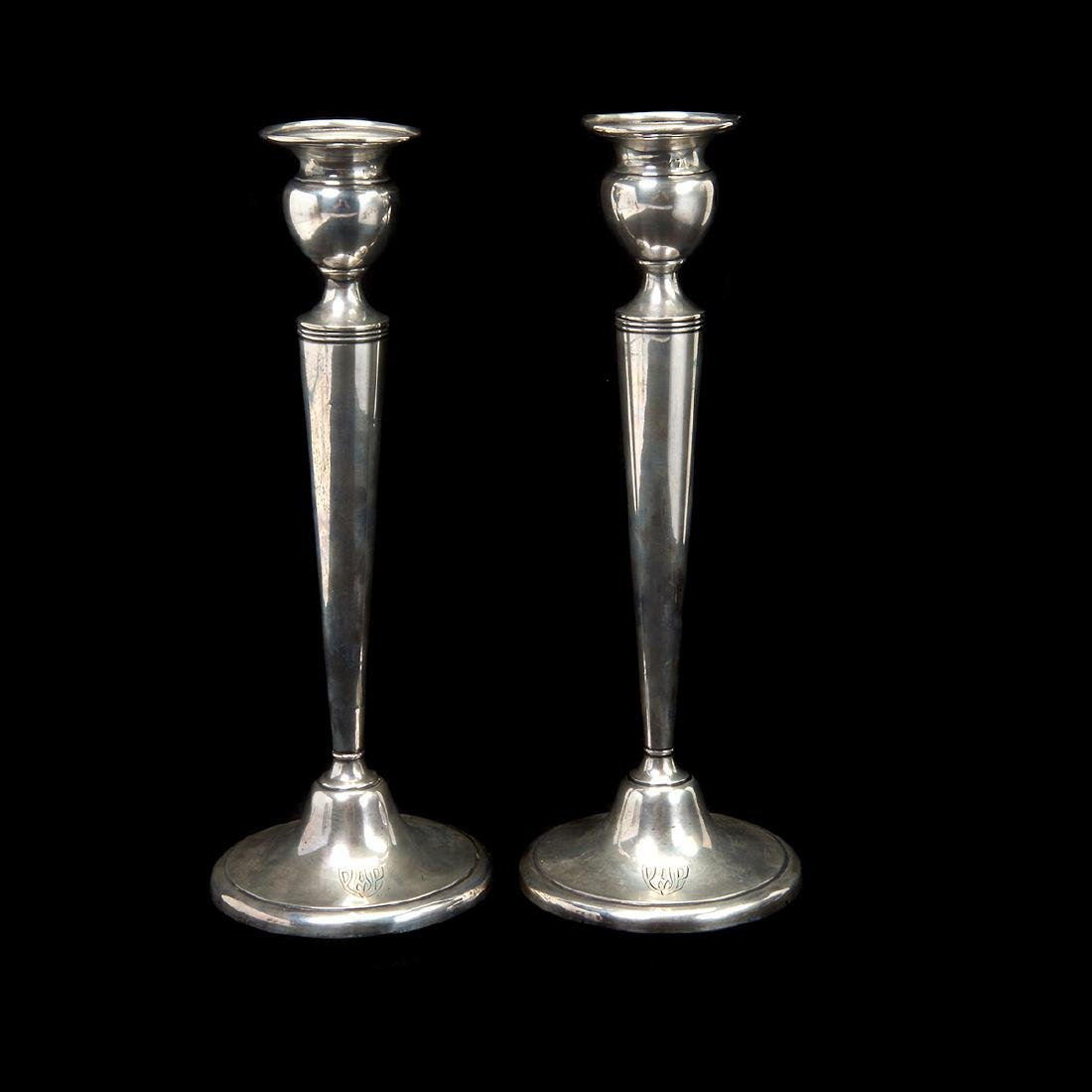 Nine Sterling Table Articles - 3
