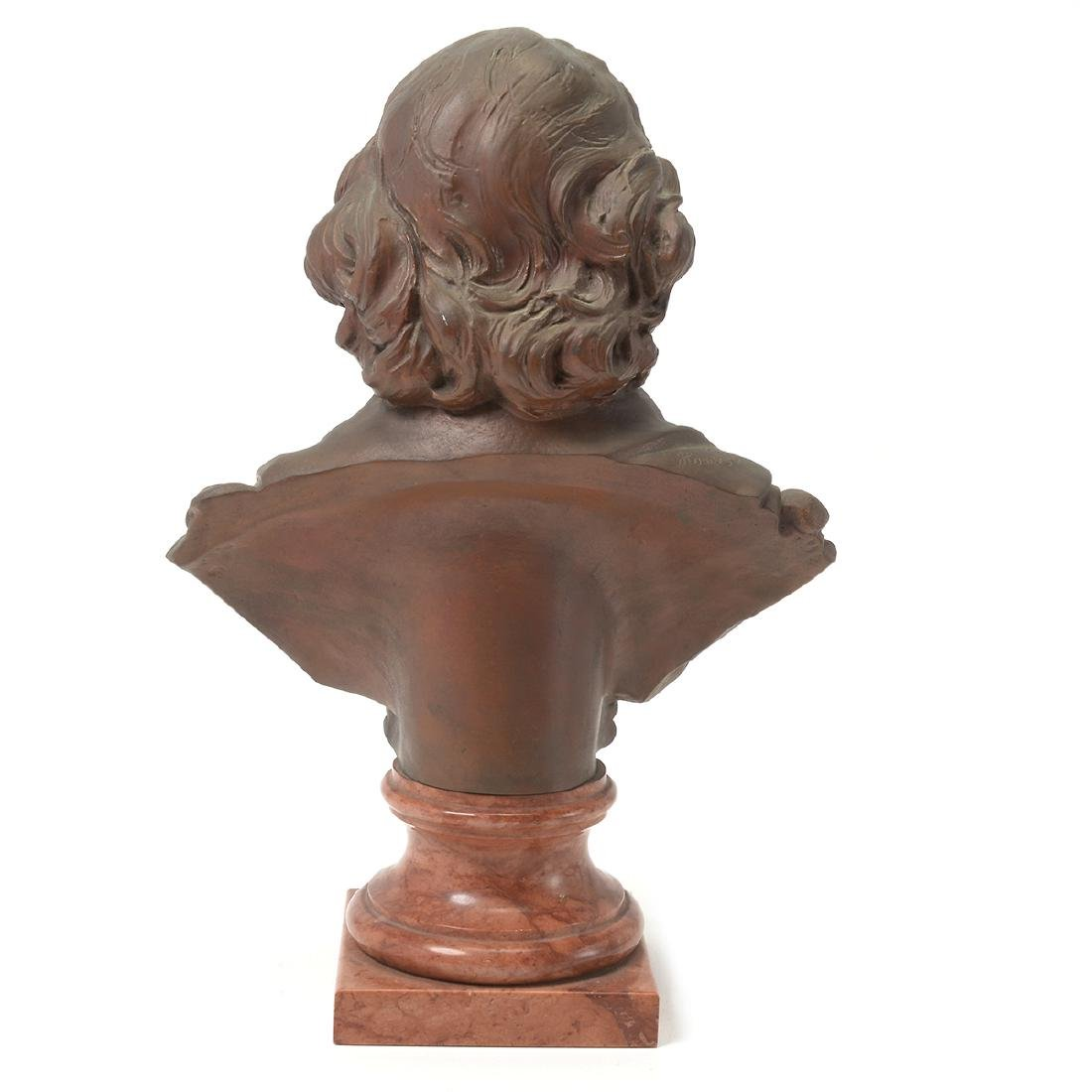 Bronze Bust of Shakespeare - 3