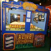Sells-Floto Circus Recreation Display by Don Marcks