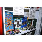 Misc Books and Pinball Related Items Including
