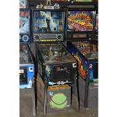 The Adams Family Pinball Machine, by Bally