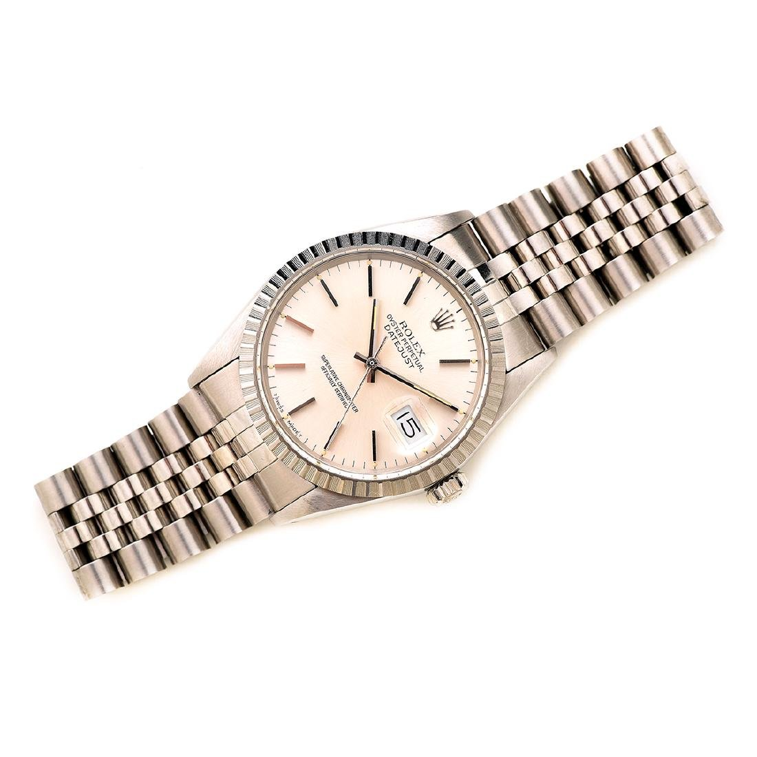 Rolex Oyster Perpetual Datejust Stainless Steel