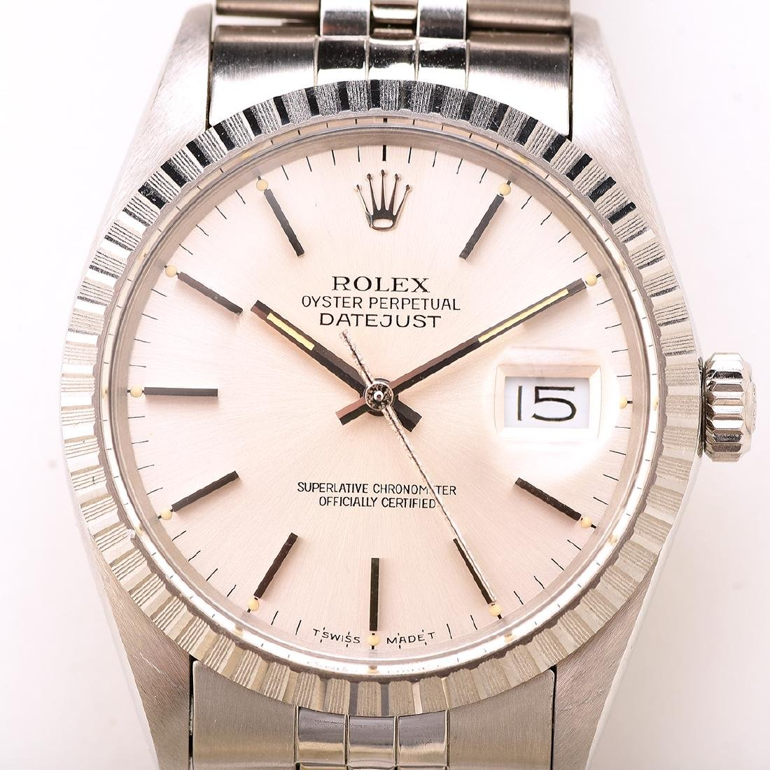 Rolex Oyster Perpetual Datejust Stainless Steel - 2