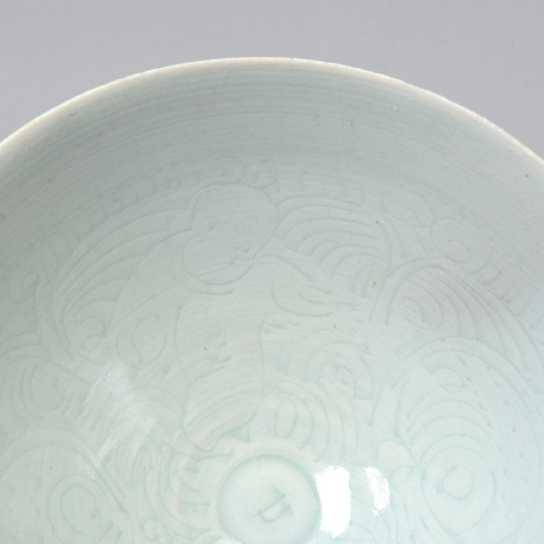 Three Glazed Ceramic Deep Bowls, Song Dynasty - 10