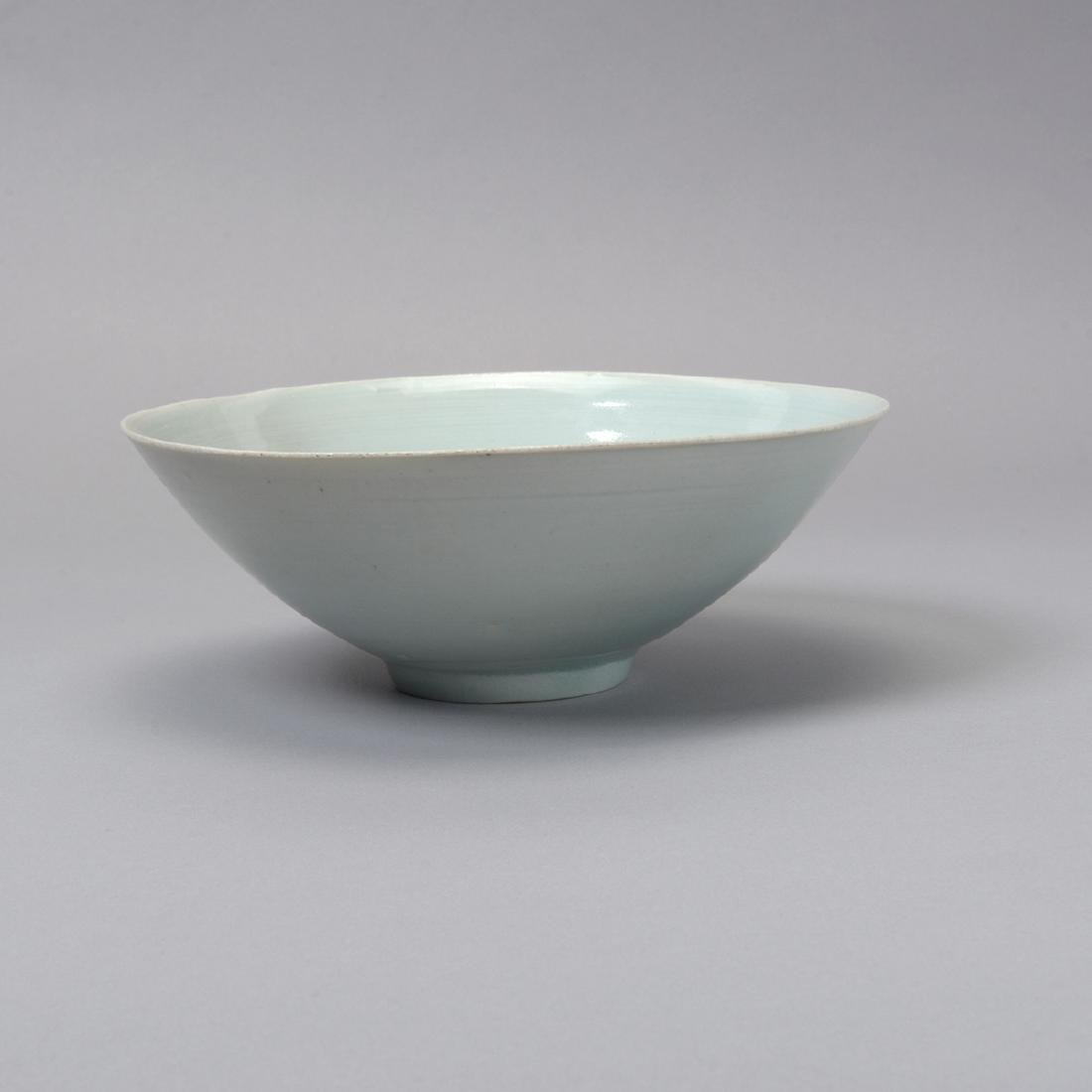 Three Glazed Ceramic Deep Bowls, Song Dynasty - 3