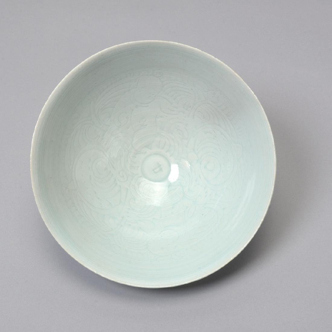 Three Glazed Ceramic Deep Bowls, Song Dynasty - 7