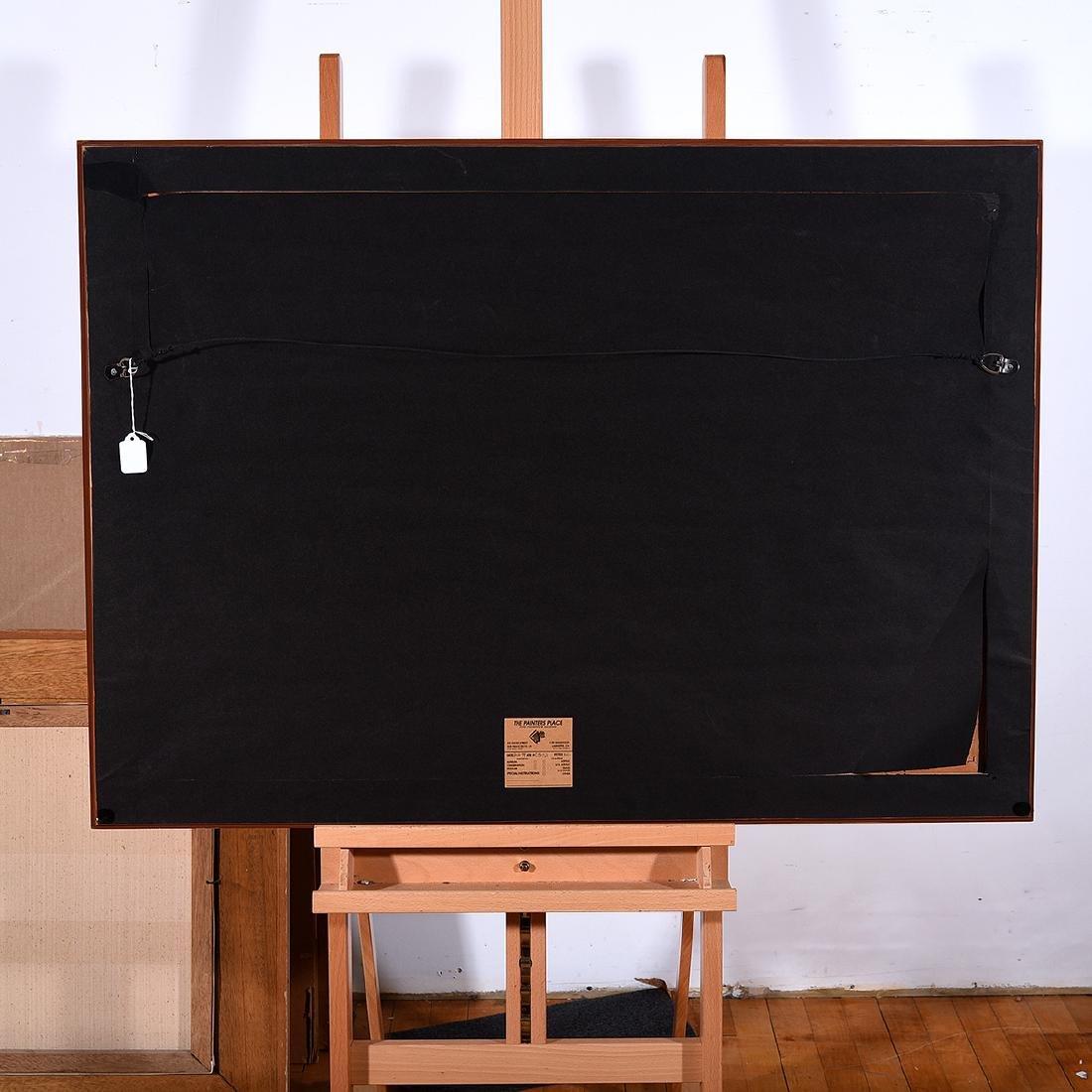 """Aldro Hibbard """"Fall Landscape"""" oil on canvas - 5"""